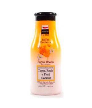 Nutry Bagnodoccia Pappa Reale e Fiori d' Arancio 250 ml