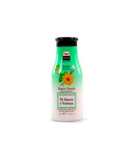 Nutry Bagnodoccia Te' Bianco e Verbena 250 ml