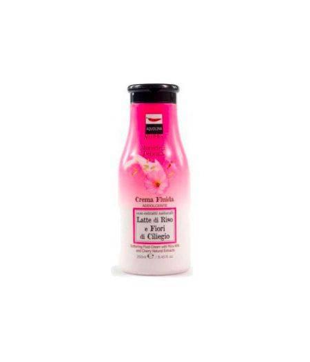 Nutry Crema Fluida Latte di Riso e Fiori di Ciliegio 250 ml