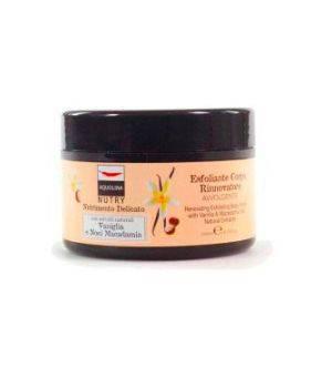 Nutry Esfoliante Corpo Rinnovatore Vaniglia e Noci Macadamia 200 ml