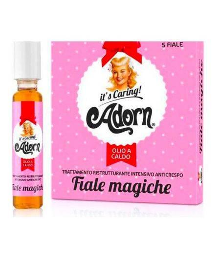 Olio a Caldo Fiale Magiche - Trattamento Ristrutturante Intensivo Anticrespo 5X20