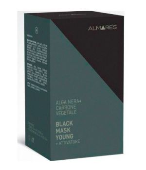 Black Peel-off Mask Young 85 ml + Attivatore 45 ml