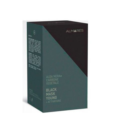 Black Peel-off Mask Young 85 ml + Attivatore 45 ml