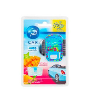 Car Diffusore + Ricarica Frutti Tropicali 7 ml