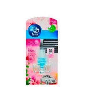 Deodorante Per Auto Per Lei Fiori Delicati Ricarica
