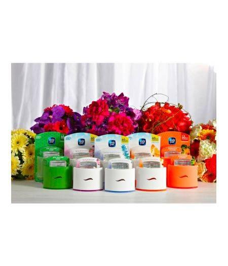 Deodorante Per Ambienti Starter Kit Confezione Regalo Limone Set & Refresh