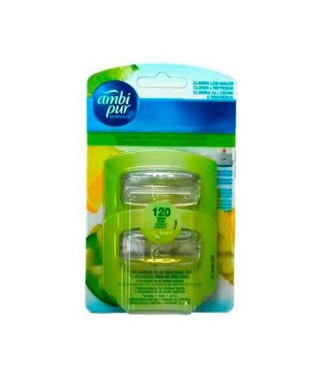Deodorante Per Ambienti Ricarica Limone Set & Refresh