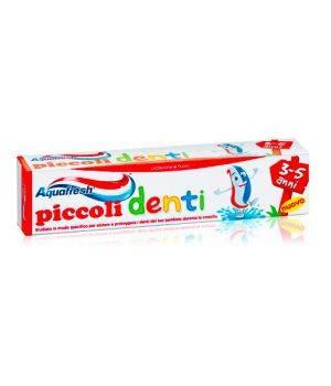 Dentifricio Per Bambini Piccoli Denti Dai 3 Ai 5 Anni  50 Ml