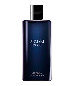 Code Uomo - Gel Doccia Shampoo 200 ml