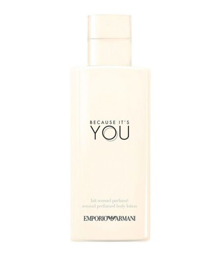 Emporio Armani You for Her Sensual Perfumed - Body Lotion 200 ml
