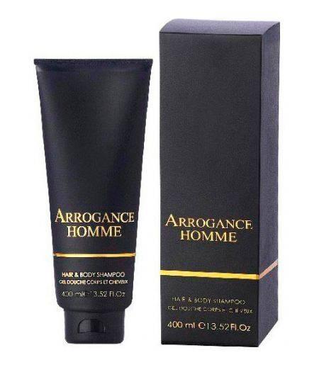 Arrogance Homme - Gel Doccia 400 ml