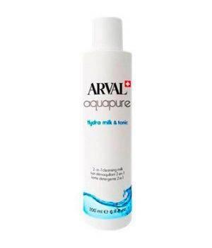 Aquapure Hydra Milk & Tonic - Latte Detergente 2 in 1 200 ml