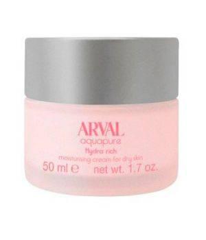 Aquapure Hydra Rich - Crema Idratante per Pelli Secche 50 ml