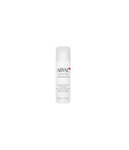 Surviva Special Eyes and Lips - Trattamento Antirughe Contorno Occhi e Labbra 30 ml