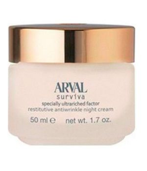 Surviva Specially Ultrariched Factor - Crema Notte 50 ml