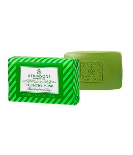 Fine Perfumed Soaps Sapone Country Musk 125 gr