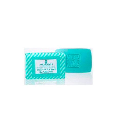 Fine Perfumed Soaps Sapone Green Fragrance 125 gr