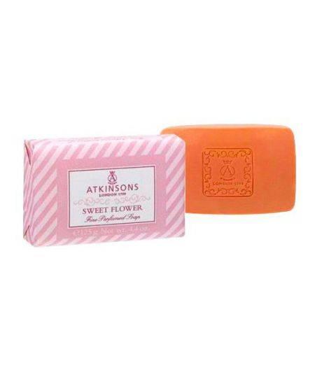 Fine Perfumed Soaps Sapone Sweet Flower 125 gr