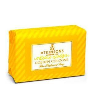 Fine Perfumed Soaps Sapone Golden Cologne 200 gr