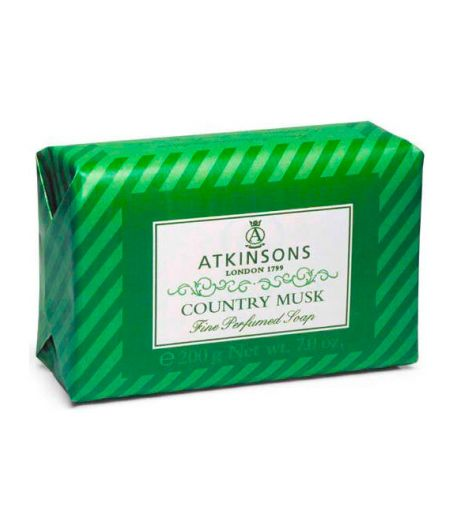 Fine Perfumed Soaps Sapone Country Musk 200 gr