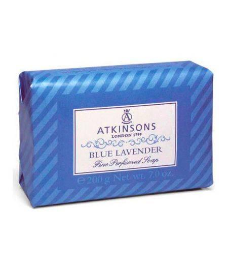 Fine Perfumed Soaps Sapone Blue Lavander 200 gr