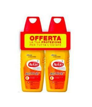 Active Vapo Protezione Antizanzare 100 ml + 100 ml