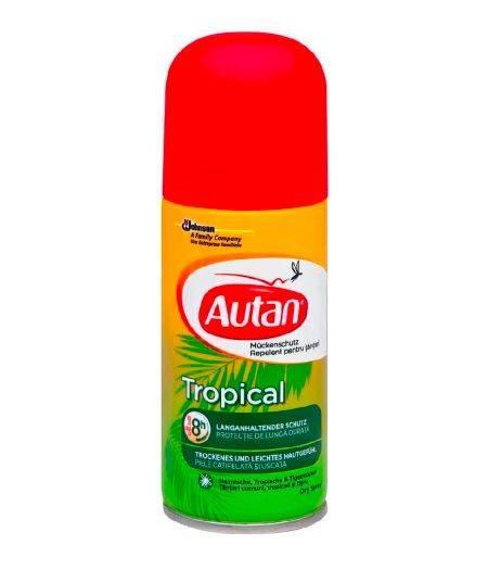 Tropical Spray Secco Protezione Insetti 100 Ml