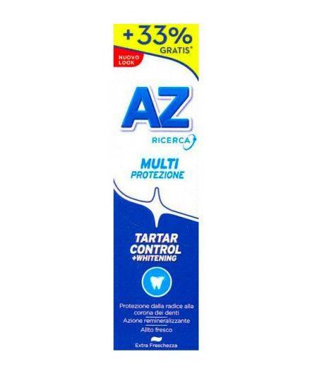 Dentifricio Tartar Control + Whitening 75 Ml + 25Ml In Omaggio