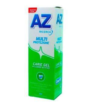 Dentifricio Protezione Carie Gel Verde 75 ml + 25 ml