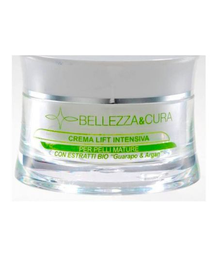 Bellezza&Cura Crema Viso Lift Intensiva Pelli Mature 50 ml