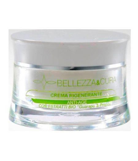 Bellezza&Cura Crema viso Rigenerante Pelli mediamente giovani 50 ml