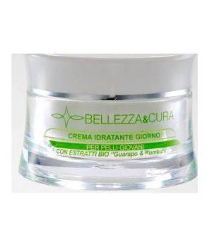 Bellezza&Cura Crema viso Giorno Idratante Pelli Giovani 50 ml