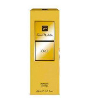 Oro Donna - Gel Doccia 400 ml