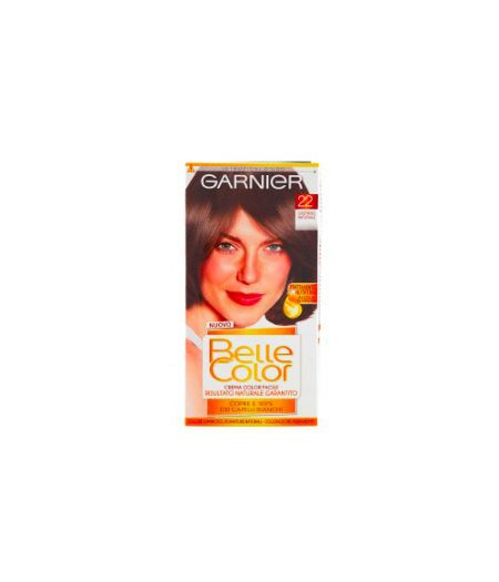 Belle Color Crema Color Facile 22 Castano Naturale
