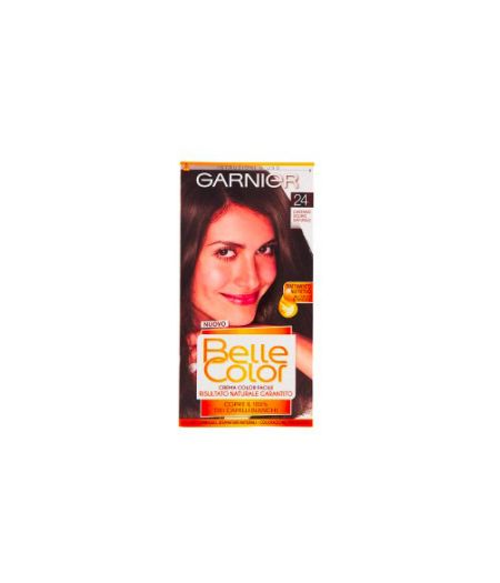 Belle Color Crema Color Facile 24 Castano Scuro Naturale