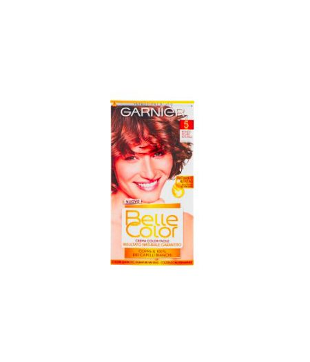 Belle Color Crema Color Facile 5 Biondo Scuro Naturale
