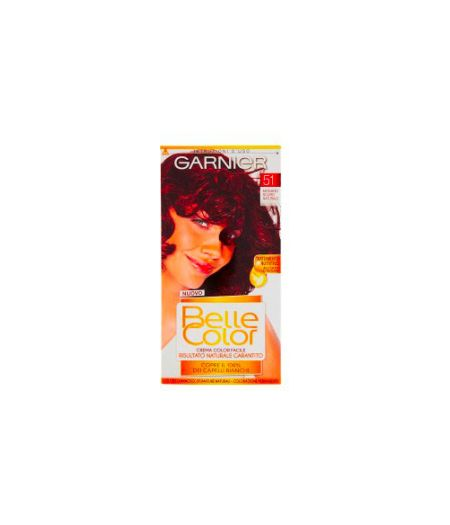 Belle Color Crema Color Facile 51 Mogano Scuro Naturale