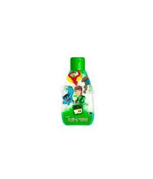 Bagnoschiuma Per Bambini Ben 10 Bagno & Shampoo 2 In 1 Allo Zucchero Filato 750 Ml