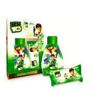 Salviettine Rinfrescanti Per Bambini X 15 Ben 10