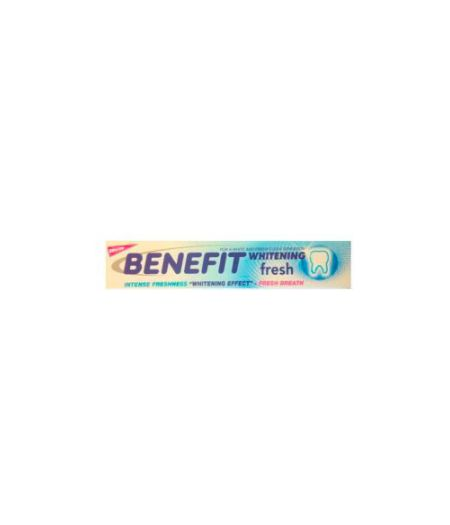 Dentifricio Sbiancante Benefit Whitening Fresh 75 Ml