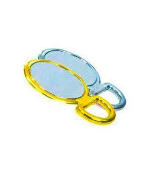 Specchio con Base Oro