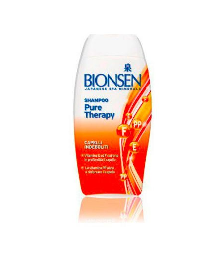 Shampoo Per Capelli Indeboliti 250 Ml