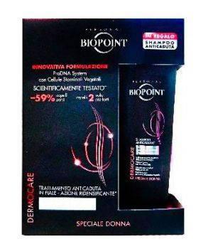 Kit Anticaduta Capelli Donna 12 Fiale X 6 ml + IN OMAGGIO Shampoo