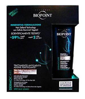 Kit Anticaduta Capelli Uomo 12 Fiale X 6 ml + IN OMAGGIO Shampoo