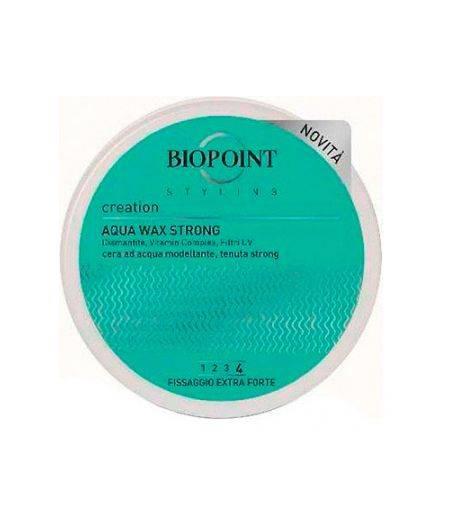Aqua Wax Strong - Cera Modellante Capelli 100 ml