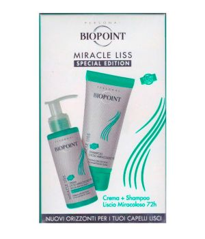 Miracle Liss Special Edition - Shampoo 100 ml + Crema 100 ml