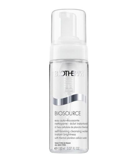 Biosource Eau Auto Moussante - Mousse Detergente 150 ml