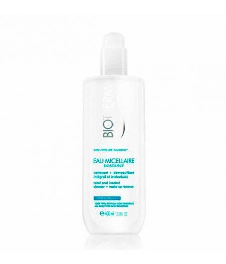 Biosource Eau Micellaire Demaquillante - Acqua Detergente Viso 400 ml
