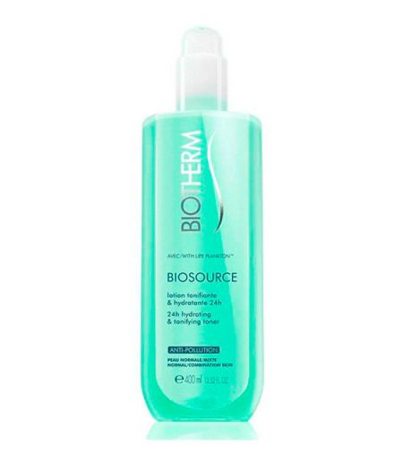 Biosource Lotion Tonifiante - Tonico Viso Pelle Normale e Mista 400 ml