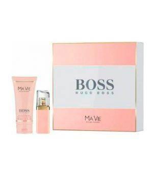 Cofanetto Boss Ma Vie pour Femme - Eau de Parfum 30 ml + Crema Corpo 100 ml